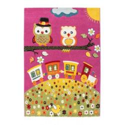 Kusový koberec Amigo AMI 315 pink