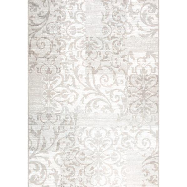 Osta luxusní koberce Kusový koberec Piazzo 12111 910, kusových koberců 60x120 cm% Bílá - Vrácení do 1 roku ZDARMA vč. dopravy