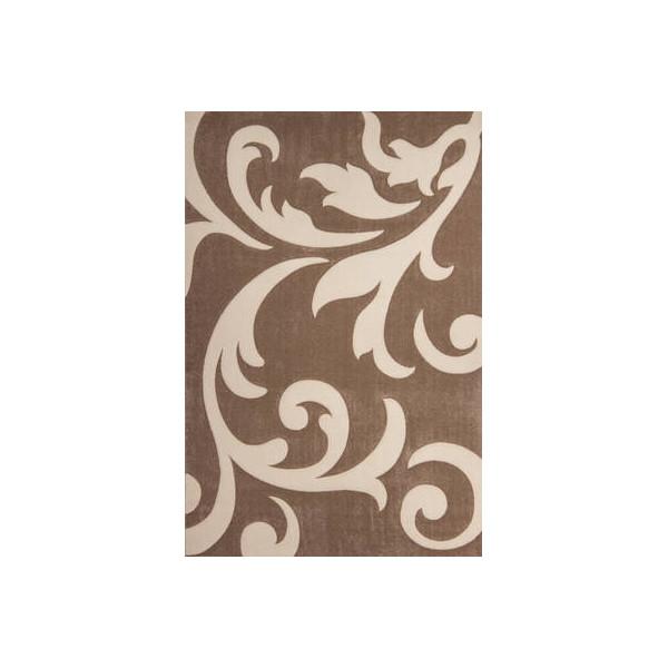 Lalee koberce Kusový koberec Lambada LAM 451 beige-ivory, koberců 160x230 cm Hnědá, Béžová - Vrácení do 1 roku ZDARMA