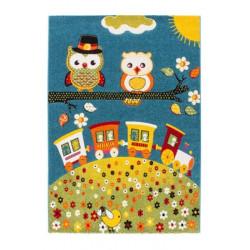 Kusový koberec Amigo AMI 315 blue