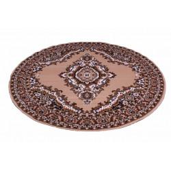 Kusový koberec Sahara SAH 102 beige kruh