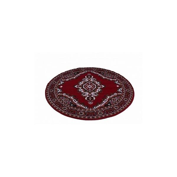 Kusový koberec Sahara SAH 102 red kruh