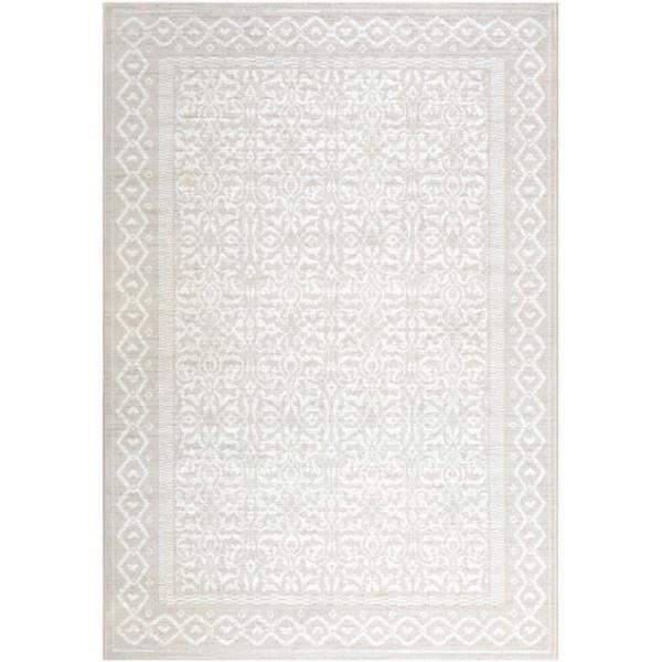 Osta luxusní koberce Kusový koberec Piazzo 12114 910, kusových koberců 60x120 cm% Bílá - Vrácení do 1 roku ZDARMA vč. dopravy