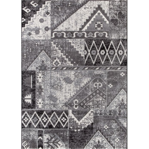 Kusový koberec Lima 1370 black