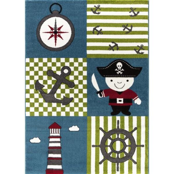 Kusový koberec Kids 450 multi