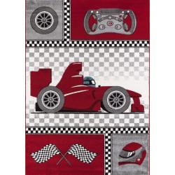 Kusový koberec Kids 460 red