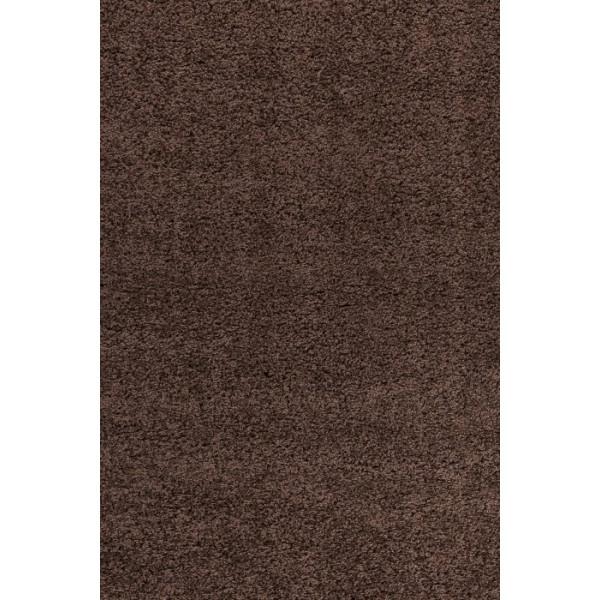 Ayyildiz koberce Kusový koberec Life Shaggy 1500 brown, kusových koberců 200x290 cm% Hnědá - Vrácení do 1 roku ZDARMA vč. dopravy + možnost zaslání vzorku zdarma