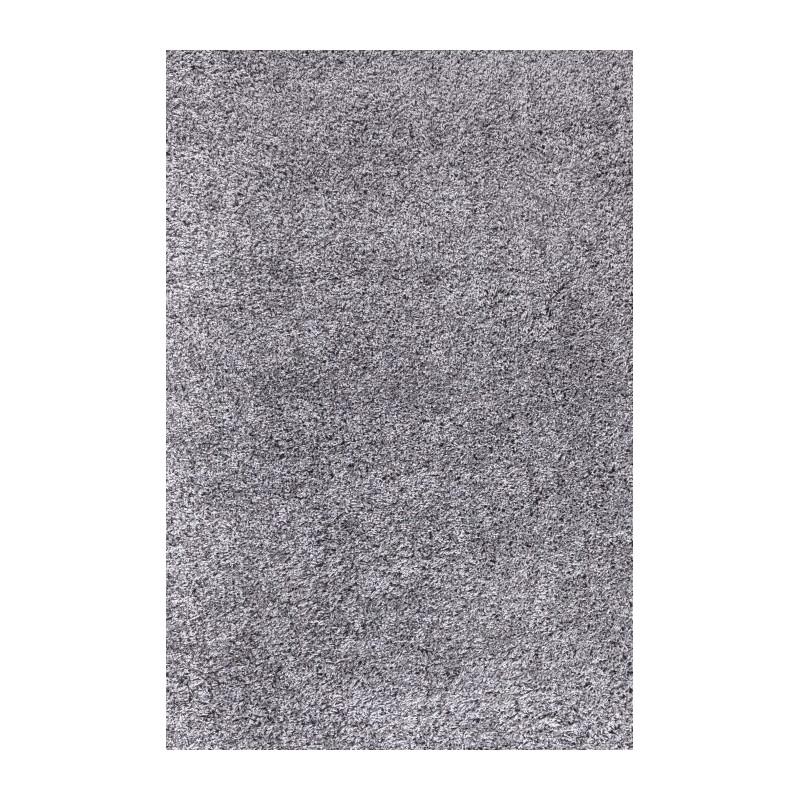 Kusový koberec Life Shaggy 1500 light grey