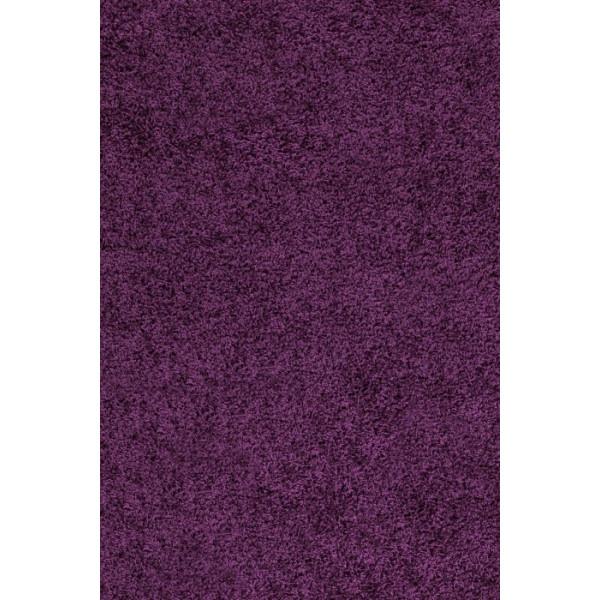 Ayyildiz koberce Kusový koberec Life Shaggy 1500 lila, kusových koberců 200x290 cm% Fialová - Vrácení do 1 roku ZDARMA vč. dopravy + možnost zaslání vzorku zdarma