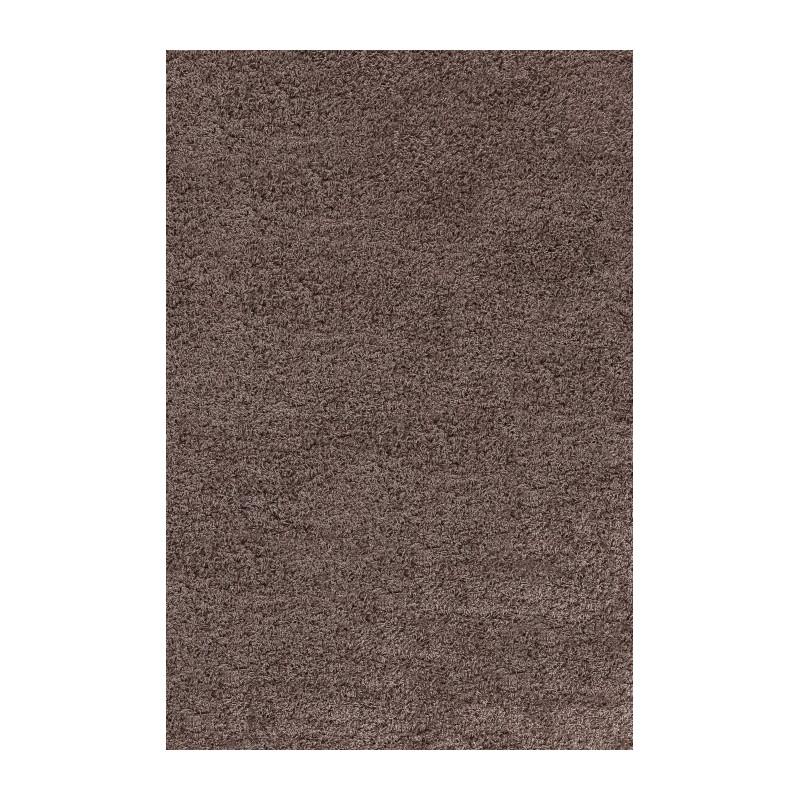 Kusový koberec Life Shaggy 1500 mocca