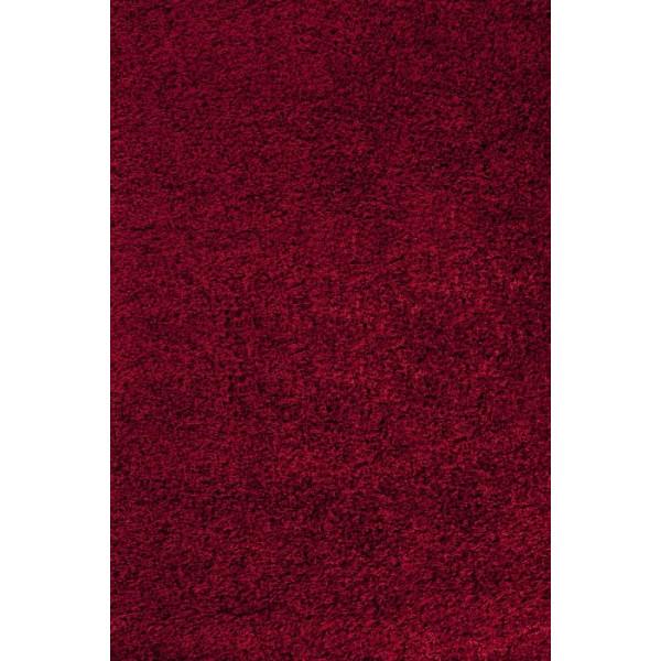 Ayyildiz koberce Kusový koberec Life Shaggy 1500 red, kusových koberců 80x250% Červená - Vrácení do 1 roku ZDARMA vč. dopravy + možnost zaslání vzorku zdarma