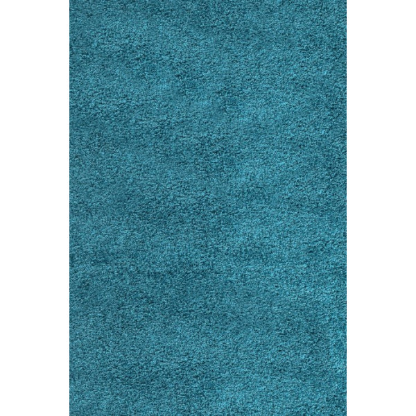Ayyildiz koberce Kusový koberec Life Shaggy 1500 tyrkys, 60x110 cm% Modrá - Vrácení do 1 roku ZDARMA vč. dopravy + možnost zaslání vzorku zdarma