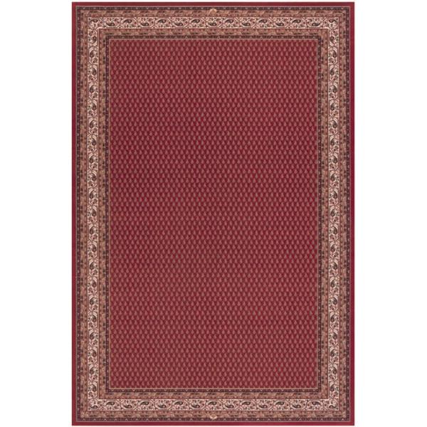 Osta luxusní koberce Kusový koberec Diamond 7243 330, koberců 67x130 cm Červená - Vrácení do 1 roku ZDARMA
