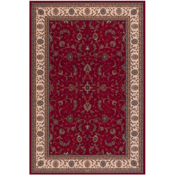 Osta luxusní koberce Kusový koberec Diamond 7244 300, koberců 300x400 cm Červená - Vrácení do 1 roku ZDARMA