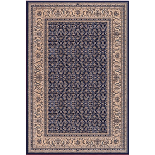 Osta luxusní koberce Kusový koberec Diamond 72240 501, koberců 200x250 Modrá - Vrácení do 1 roku ZDARMA