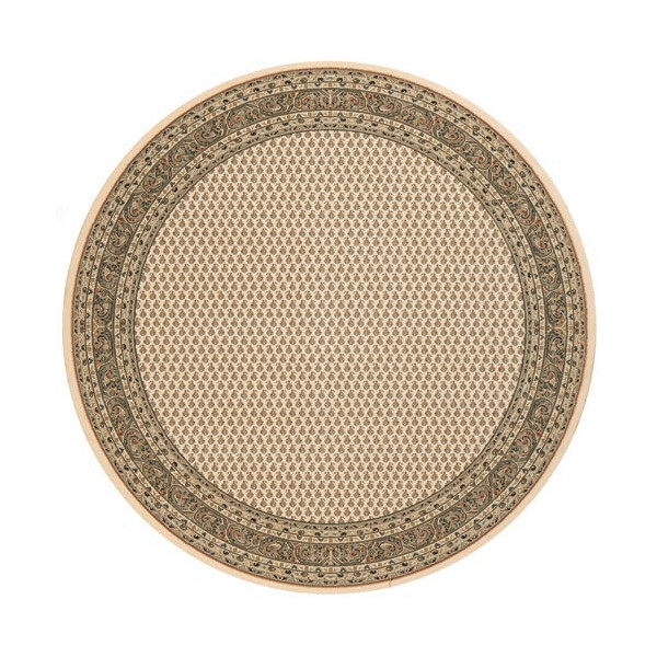 Osta luxusní koberce Kusový koberec Diamond 7243 122 kruh, kusových koberců 160x160 cm kruh% Béžová - Vrácení do 1 roku ZDARMA vč. dopravy