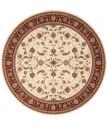Kusový koberec Diamond 7244 104 kruh