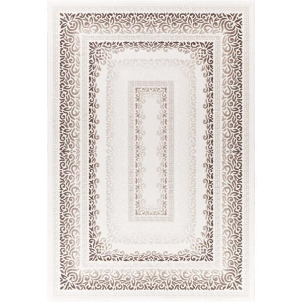 Ayyildiz koberce Kusový koberec Sultana 2310 brown, kusových koberců 80x150 cm% Bílá - Vrácení do 1 roku ZDARMA vč. dopravy