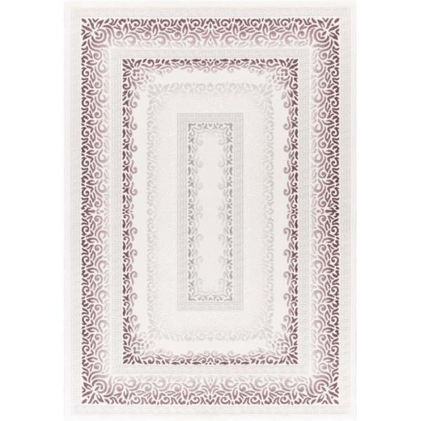 Ayyildiz koberce Kusový koberec Sultana 2310 lila, kusových koberců 80x150 cm% Bílá - Vrácení do 1 roku ZDARMA vč. dopravy