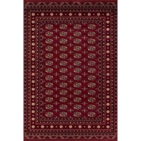 Osta luxusní koberce Kusový koberec Nobility 6598 392, koberců 80x160 cm Červená - Vrácení do 1 roku ZDARMA