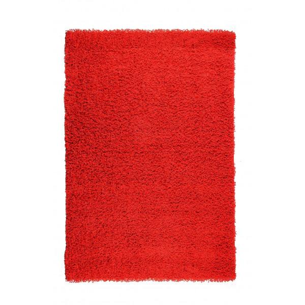 Sofiteks koberce Kusový koberec PRIM SH070/R11 F. Red, koberců 60x110 cm Červená - Vrácení do 1 roku ZDARMA