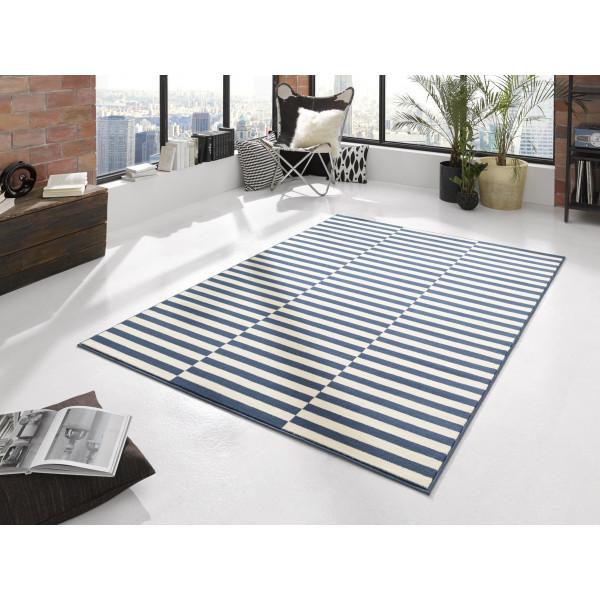 Hanse Home Collection koberce Kusový koberec Gloria 102406, 120x170 cm% Modrá - Vrácení do 1 roku ZDARMA vč. dopravy
