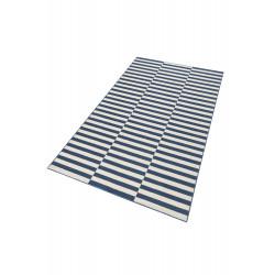 Kusový koberec GLORIA Panel Blau Creme