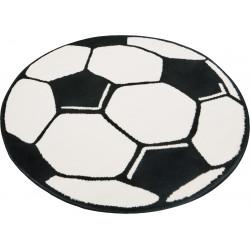 Dětský kusový koberec Prime Pile Fussball 100015