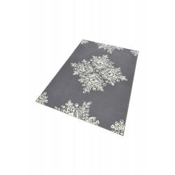 Kusový koberec GLORIA blossom Grau Creme