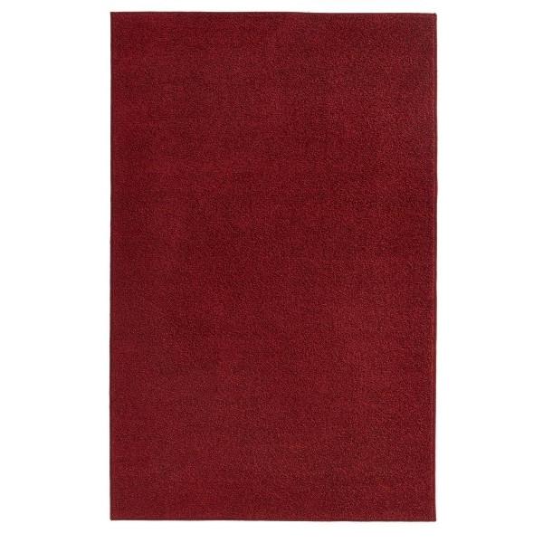 Hanse Home Collection koberce Kusový koberec Pure 102616 Rot, kusových koberců 300x400 cm% Červená - Vrácení do 1 roku ZDARMA vč. dopravy