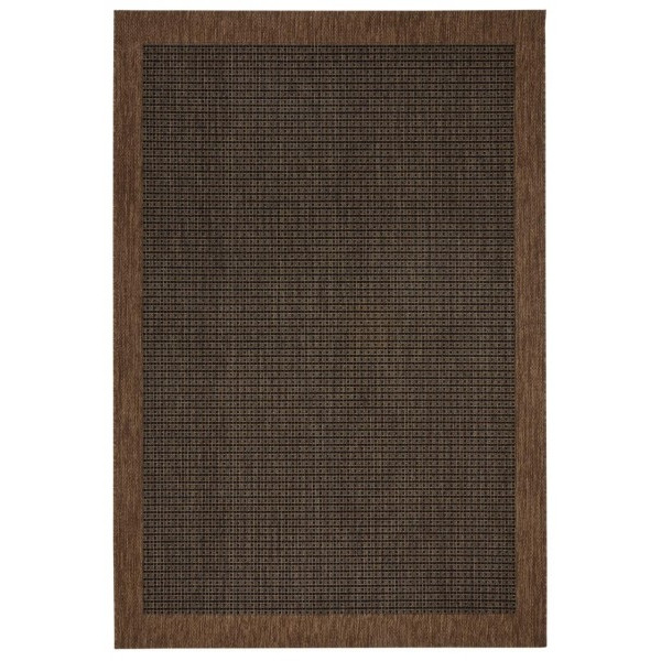 Kusový koberec Natural 102798 Dunkelbraun