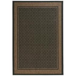 Kusový koberec Natural 102716 Classy Dunkelbraun