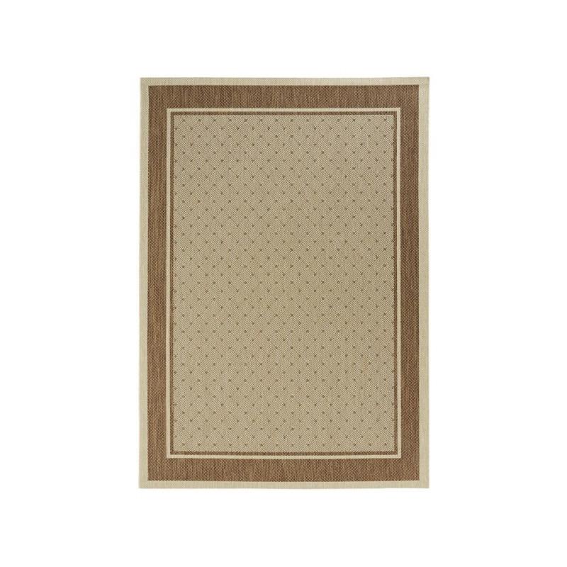 Kusový koberec Natural 102715 Classy Braun