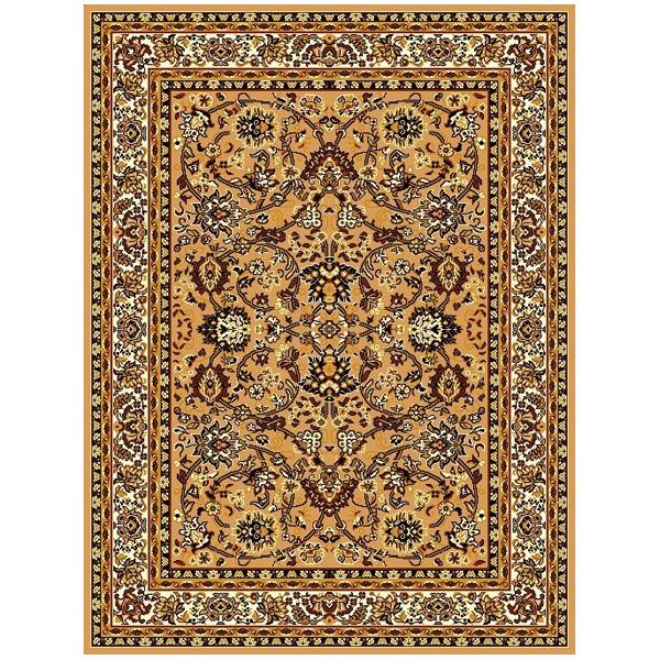 Sofiteks koberce Kusový koberec TEHERAN 117/beige, koberců 40x60 Béžová - Vrácení do 1 roku ZDARMA
