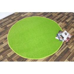 Kusový koberec Nasty 101149 Grün kruh