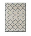 Kusový koberec Chateau 102592 Viva Blau Creme