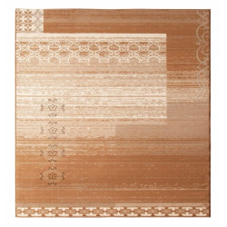 Kusový koberec Prime Pile 102192 Emblem Braun Beige