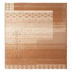 Kusový koberec Prime Pile 102192 Emblem Braun Beige A
