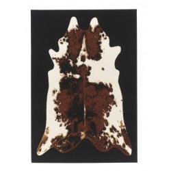 Kusový koberec Prime Pile 101579 Kuhfell Optik