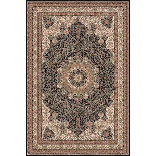 Lano luxusní orientální koberce Kusový koberec NAIN 1285-678, kusových koberců 83x160 cm% Hnědá - Vrácení do 1 roku ZDARMA vč. dopravy