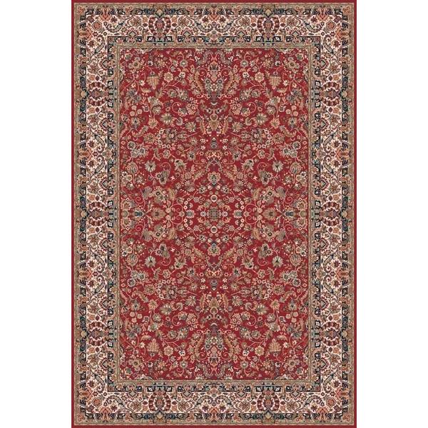 Lano luxusní orientální koberce Kusový koberec Farsistan 5602-677, 200x300 cm% Červená - Vrácení do 1 roku ZDARMA vč. dopravy