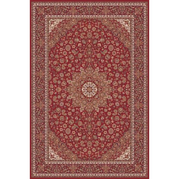 Lano luxusní orientální koberce Kusový koberec Farsistan 5643-677, kusových koberců 63x135% Červená - Vrácení do 1 roku ZDARMA vč. dopravy