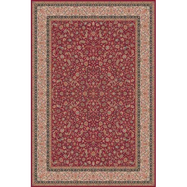 Lano luxusní orientální koberce Kusový koberec Farsistan 5681-684, 200x300 cm% Červená - Vrácení do 1 roku ZDARMA vč. dopravy