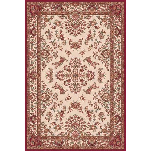 Lano luxusní orientální koberce Kusový koberec Farsistan 5691-694, koberců 63x135 Červená - Vrácení do 1 roku ZDARMA