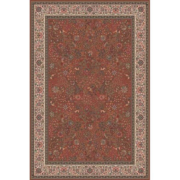 Lano luxusní orientální koberce Kusový koberec Imperial 1959-672, koberců 63x135 Červená - Vrácení do 1 roku ZDARMA