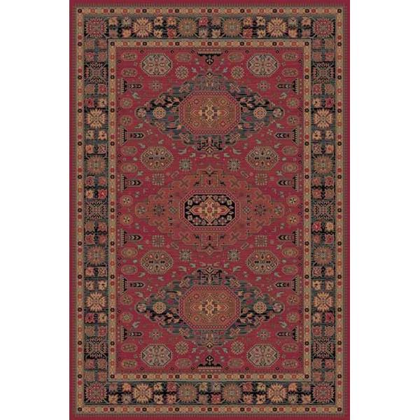 Lano luxusní orientální koberce Kusový koberec Imperial 1961-677, koberců 63x135 Červená - Vrácení do 1 roku ZDARMA