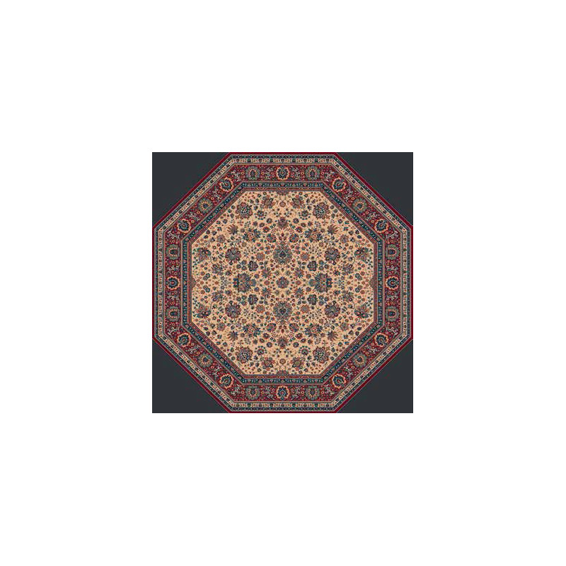 Kusový koberec Royal 1516-505 osmiúhelník
