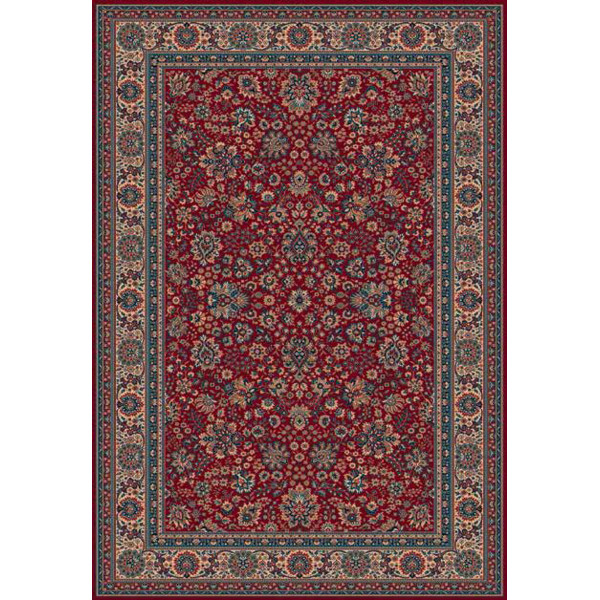 Lano luxusní orientální koberce Kusový koberec Royal 1561-507, kusových koberců 300x400 cm% Červená - Vrácení do 1 roku ZDARMA vč. dopravy