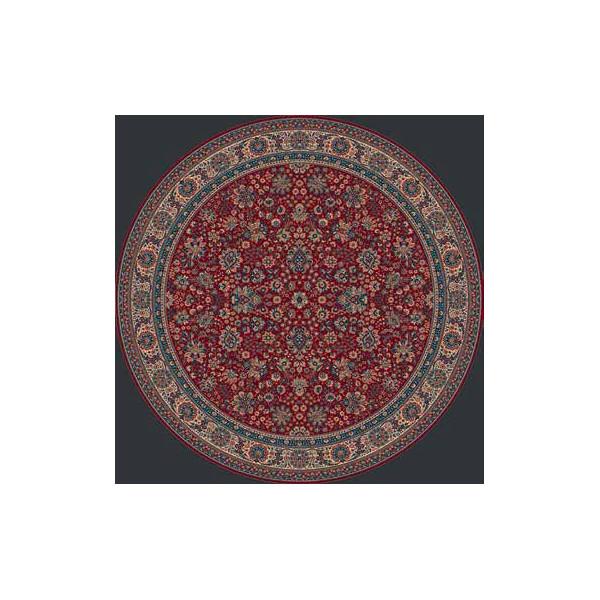 Lano luxusní orientální koberce Kusový koberec Royal 1570-507, kusových koberců Ø 80% Červená - Vrácení do 1 roku ZDARMA vč. dopravy