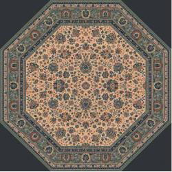Kusový koberec Royal 1516-508 osmiúhelník